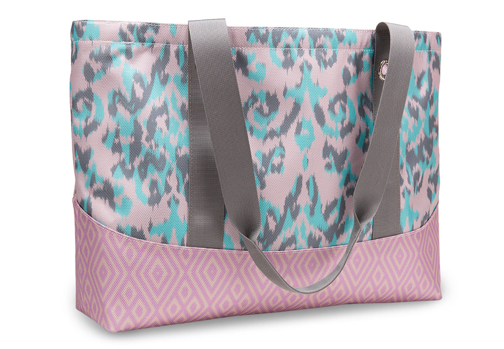 India Purple Classic Tote