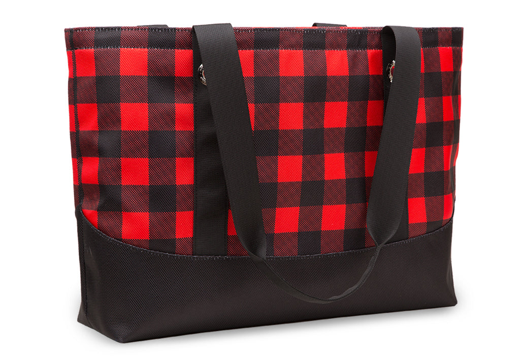 Bette Red Classic Tote