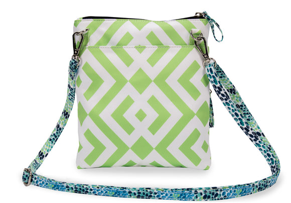 Brooke Green Crossbody