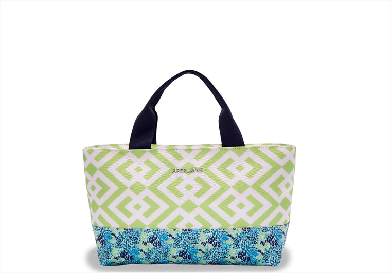 Brooke Green Mini Cooler