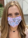 Classy Sassy and Stylish - 5 Pack Mask Bundle