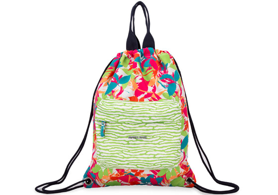 Kendall Bright Drawstring Backpack