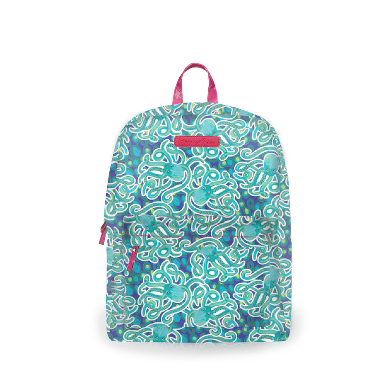 Salt & Palms Backpack - Octopus