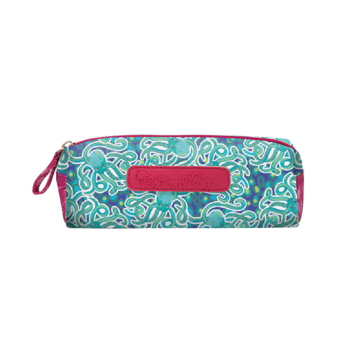 Salt & Palms Cosmetic Case - Octopus