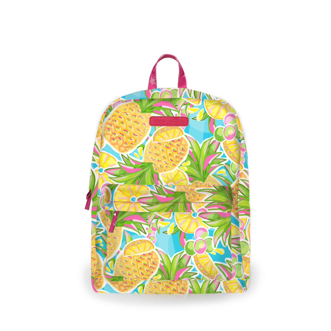 Salt & Palms Backpack - Pineapples