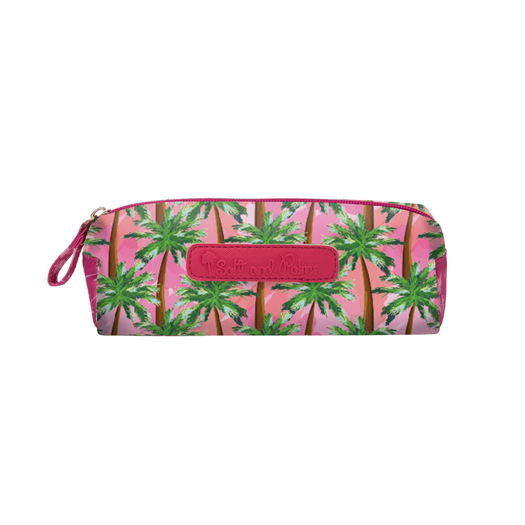 Salt & Palms Cosmetic Case - Sunset (Palm Trees)