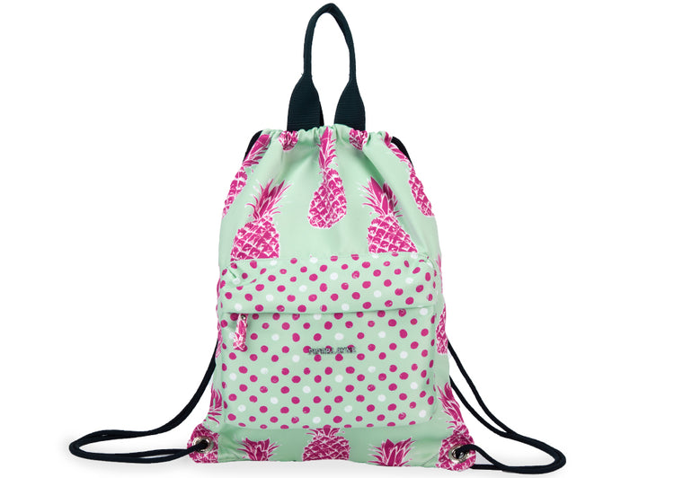 Taylor Drawstring Backpack