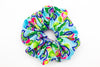 Salt & Palm Jumbo Hair Scrunchie - Blow Fish