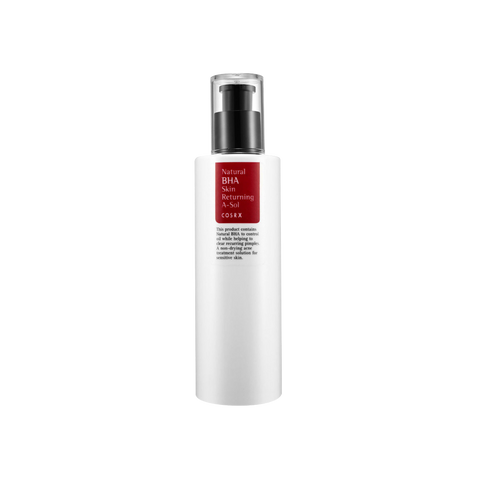 Cosrx Natural BHA Skin Returning A-Sol 100ml - TheBeautyQueen