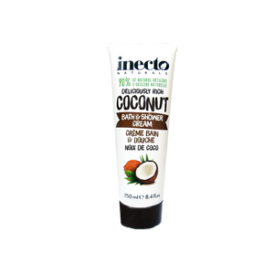 Inecto Coconut Shower Wash 250ml - TheBeautyQueen
