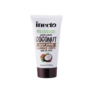 Inecto Coconut Body Scrub 150ml - TheBeautyQueen