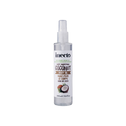 Inecto Coconut Body Oil 200ml - TheBeautyQueen