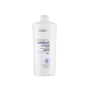 Serioxyl Conditioner for Coloured Thinning Hair Step 2 (1000ml) - TheBeautyQueen