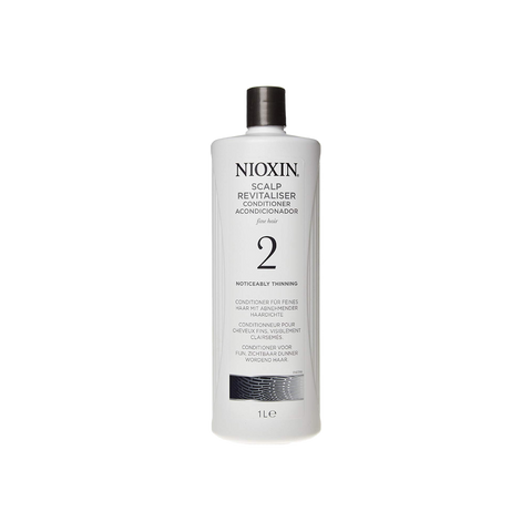 Nioxin System 2 Conditioner 1000ml - TheBeautyQueen