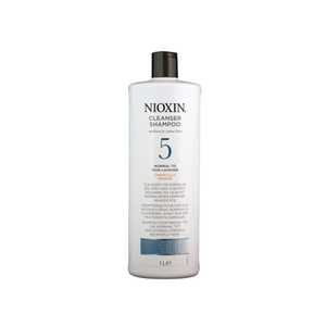 Nioxin System 5 Shampoo 1000ml - TheBeautyQueen