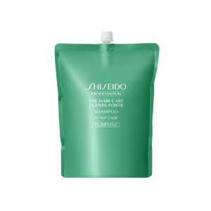 Shiseido Professional Fuente Forte Purifying Shampoo Refill 1800ml - TheBeautyQueen