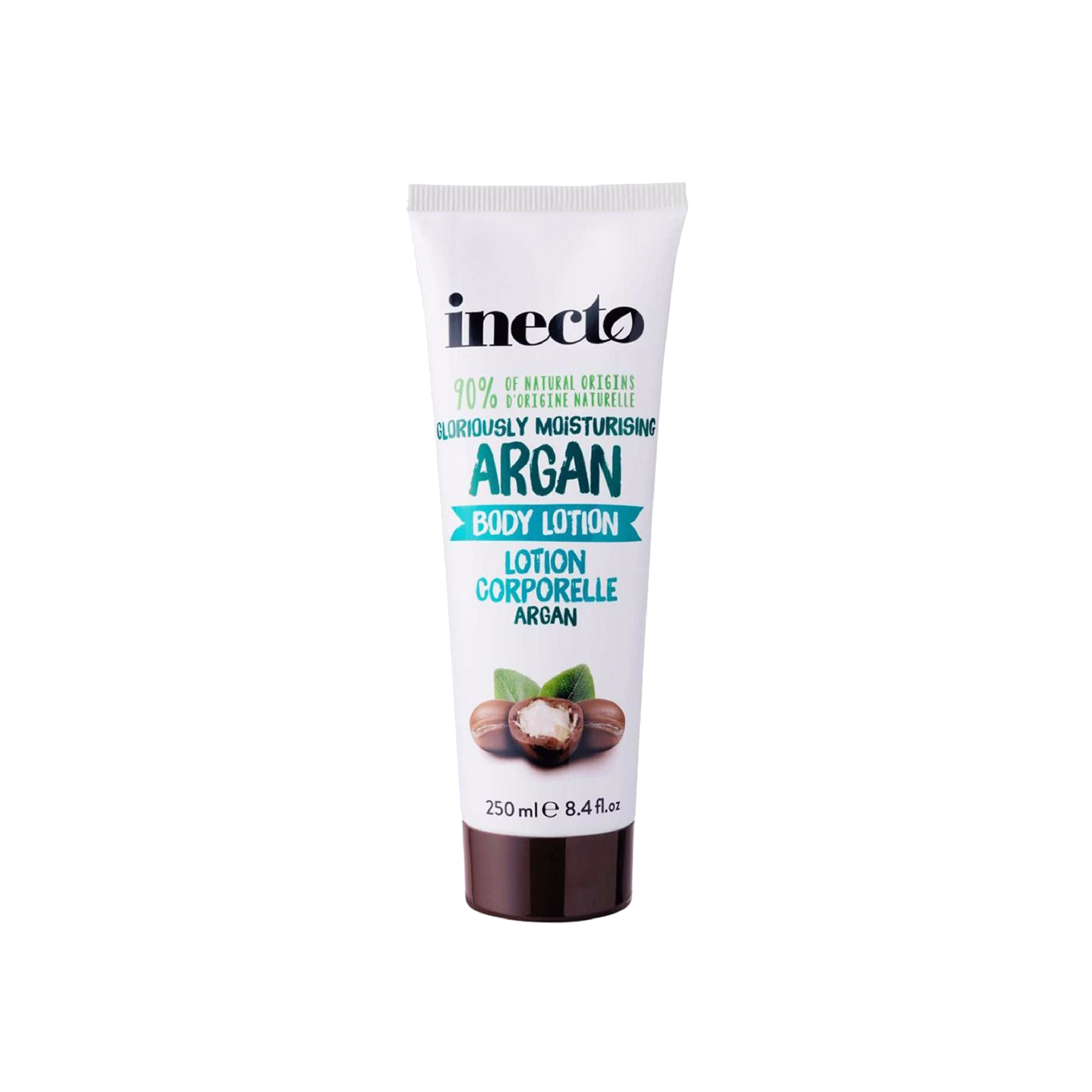 Inecto Argan Body Lotion 250ml - TheBeautyQueen