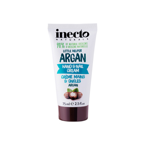Inecto Argan Hand and Nail Cream 75ml - TheBeautyQueen