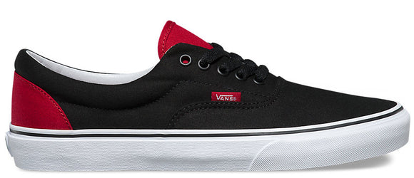 Vans - Era Shoes | Black Chili Pepper (Pop)