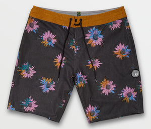 Volcom - Natural Visions Stoney Boardshorts | Black