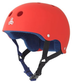 Triple Eight - Sweatsaver Helmet | United Red