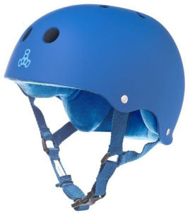 Triple Eight - Sweatsaver Helmet | Royal