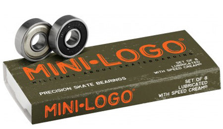 Mini Logo - Mini Logo Bearings