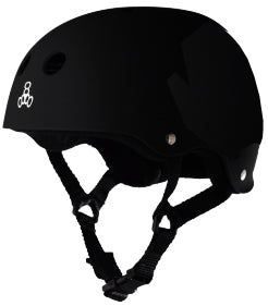 Triple Eight - Sweatsaver Helmet | All Black