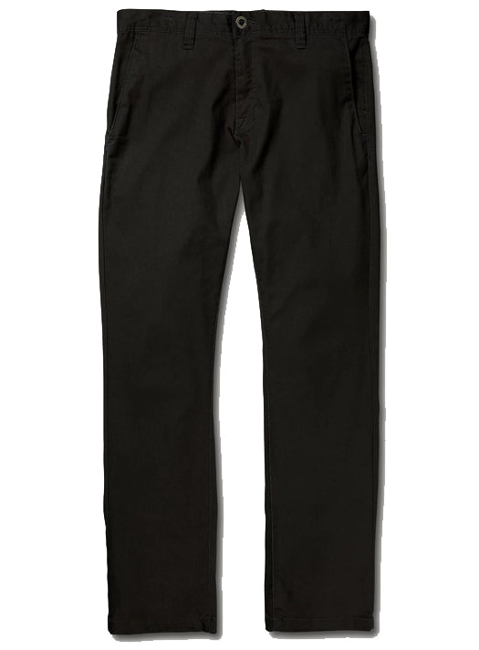 Volcom - Frickin Modern Stretch Chino Pants | Black