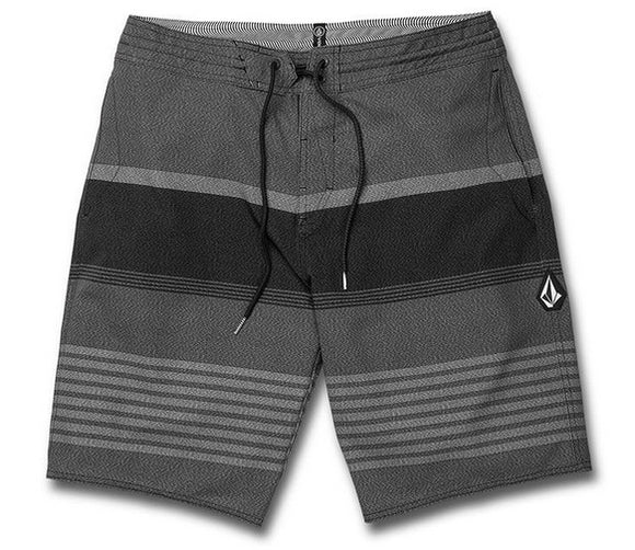 Volcom - Stone Static Stoney Boardshorts | Black