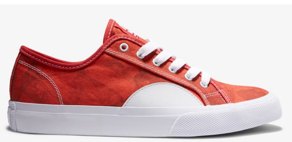 DC - Manual S Evan Shoes | Red
