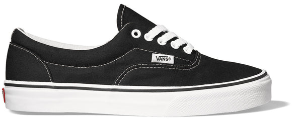 Vans - Era Shoes | Black White