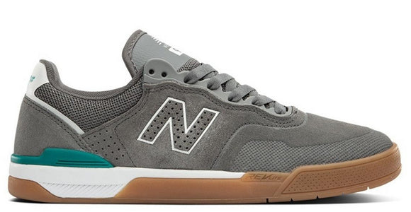 New Balance - Numeric Westgate 913 Shoes | Grey Teal