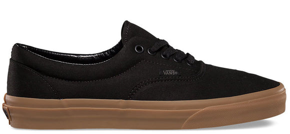 Vans - Era Shoes | Black Classic Gum