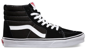 Vans - Sk8-Hi Shoes | Black White