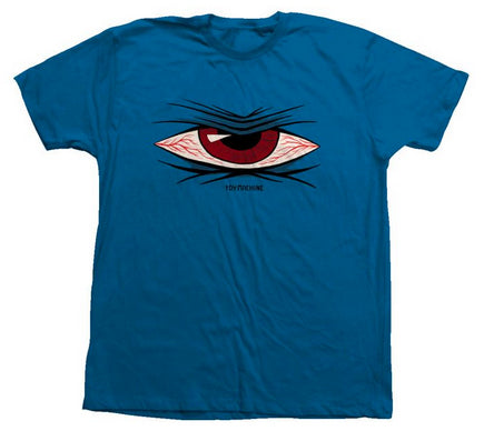 Toy Machine - Angry Sect Eye Tee | Deep Ocean