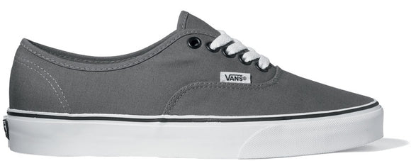 Vans - Authentic Shoes | Pewter Black