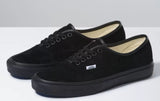 Vans - Authentic Shoes | Black (Pig Suede)