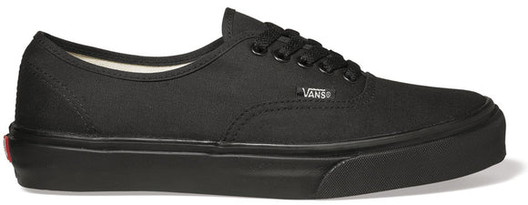 Vans - Authentic Shoes | Black Black