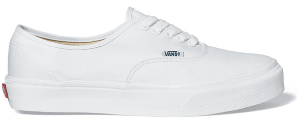 Vans - Authentic Shoes | True White