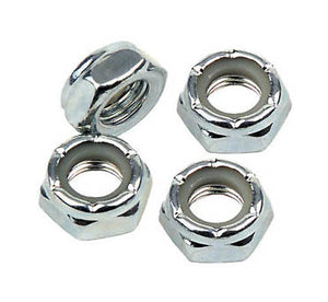 Mini Logo - Standard Axle Nuts