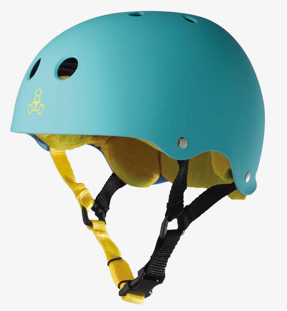 Triple Eight - Sweatsaver Helmet | Baja Teal
