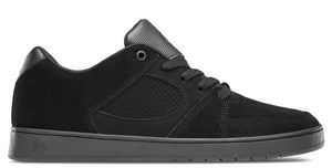 éS - Accel Slim Shoes | Black Black