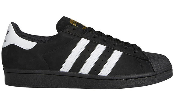 Adidas - Superstar Shoes | Black Black