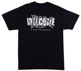 Welcome - Excess Premium Tee | Black
