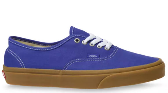 Vans - Authentic Shoes | Spectrum Blue (Gum)
