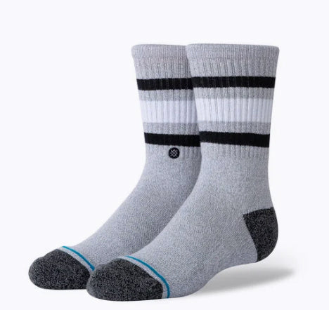 Stance - Kids Boyd Socks | Heather Grey