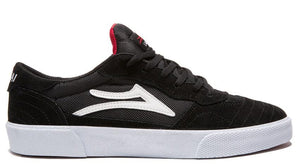 Lakai - Cambridge Shoes | Black White