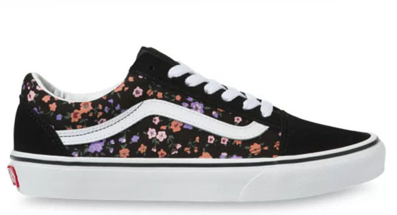 Vans - Old Skool Shoes | Classic White (Ditsy Floral)