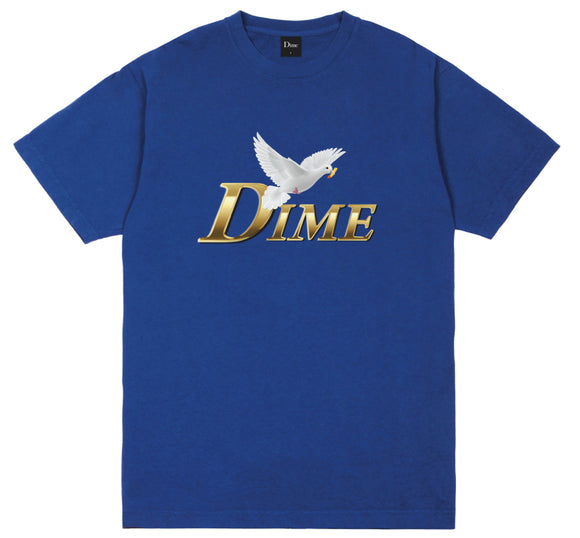Dime - Fry Dove Tee | Royal Blue